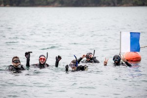 Divers at Ti Point