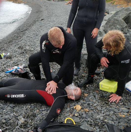 First Aid Courses, for divers | Dive HQ Westhaven