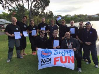 Careers in Diving | Dive HQ Westhaven