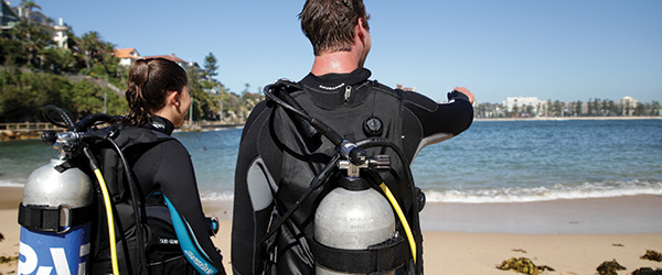 Diving Instructor Course | Dive HQ Westhaven