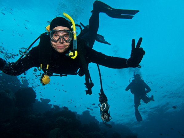 Go Professional - Careers in Diving | Dive HQ Westhaven
